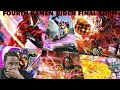 Fourth Kamen Rider Final Form Henshin & Finishers | Reaction