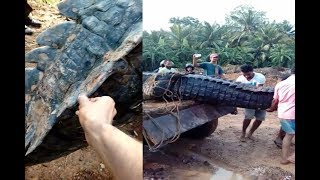 SHOCKING 20 foot monster CROCODILE Caught and Released
