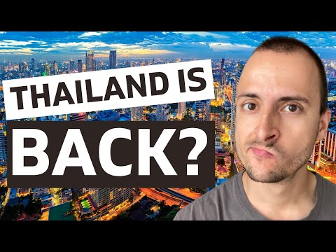 Thailand Tourism Update 2021 - Complete Reopening Without Quarantine