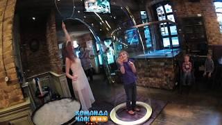 Шоу мыльных пузырей на детский праздник день рождения