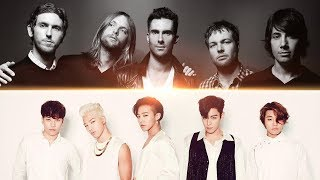 Maroon 5 ft. G - Dragon: This Love