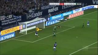 Video Gol Pertandingan Schalke 04 vs FC Augsburg
