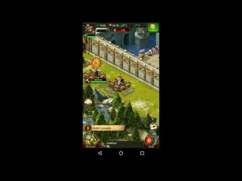 Clash of Thrones Android Game Play | Exclusive