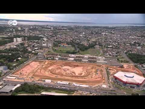 Brazil's Preparations for the 2014 World Cup - Part 1 | In Focus