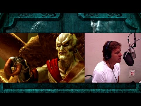 Legacy of Kain Defiance | Voice Sessions (edit with cutscenes) & Outtakes