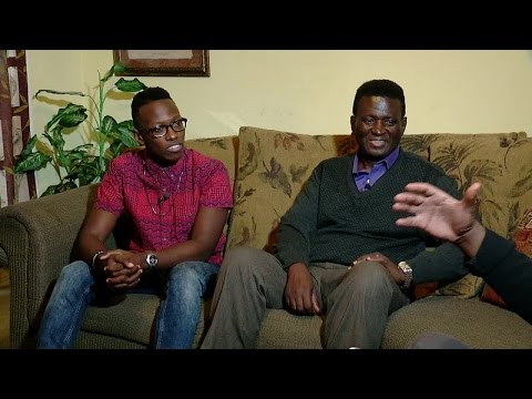 Full Interview of Voice contestant Brian Nhira