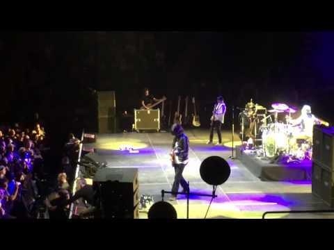 The Stone Roses MSG 6/30/16 NYC Bye Bye Badman