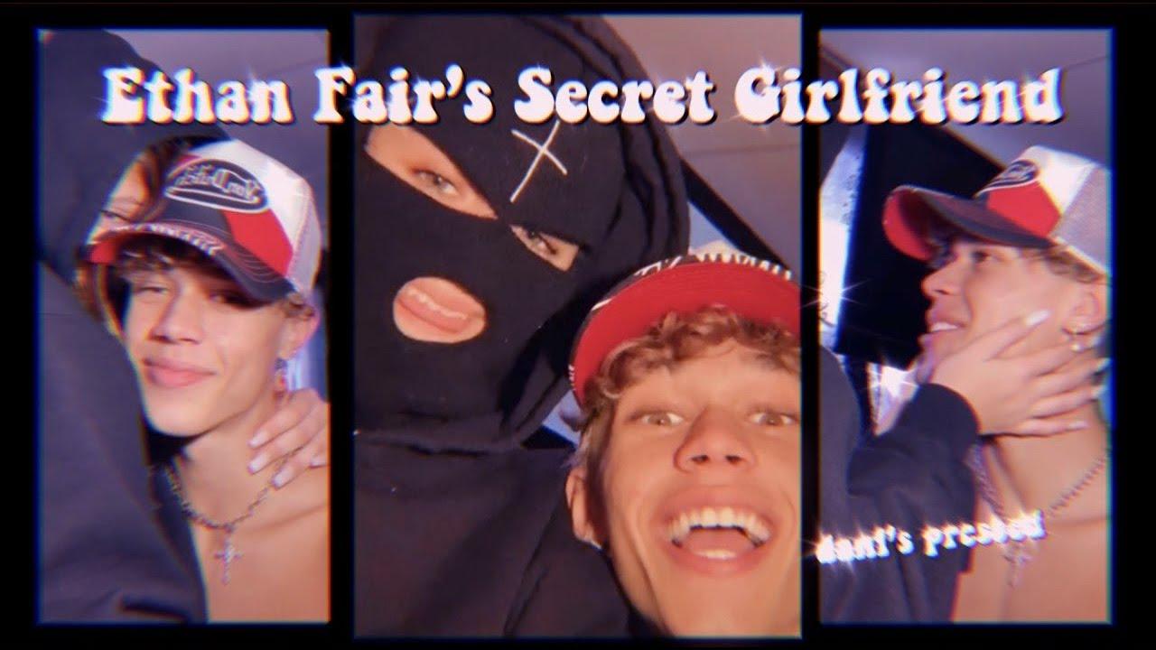 Ethan Fair's New Secret Girlfriend (Danielle Cohn's pressed)