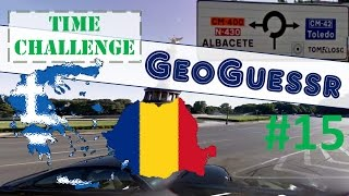 Geoguessr Time Challenge #15 - Back to Europe