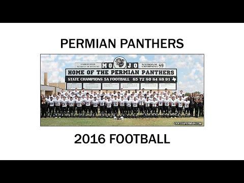 2016 Permian vs. El Paso Eastwood - 9/9/16