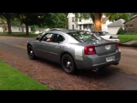 2007 Dodge Charger Police Package Borla Headers Exhaust