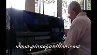 Cuando Sali de Cuba / Edelweiss Upright Piano
