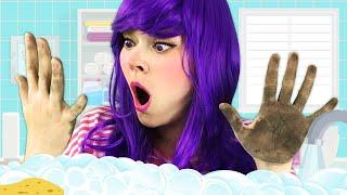 Lavarse las Manos Canción Infantil En Español con Lily Fresh