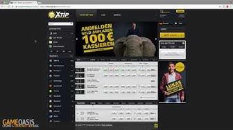 XTip Sportwetten Anmeldung & Einzahlung erklärt - GameOasis