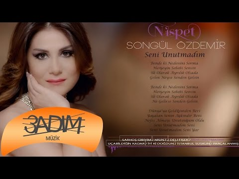 Songül Özdemir - Seni Unutmadım ( Official Lyric Video )