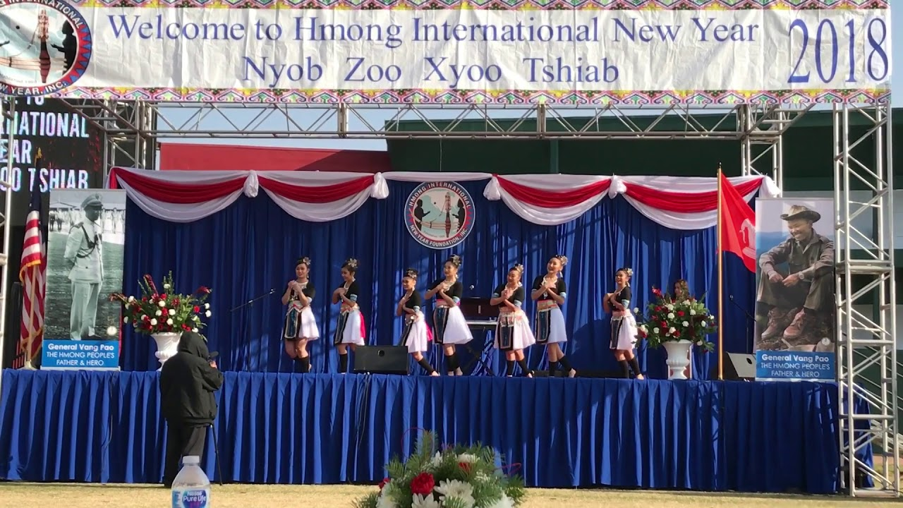 Largest Hmong New Year Celebration Draws Thousands In ... |Fresno International Hmong New Year