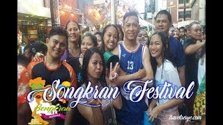 Experience Thailand Famous and Iconic Songkran Festival