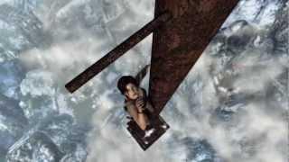 Tomb Raider: релизный трейлер