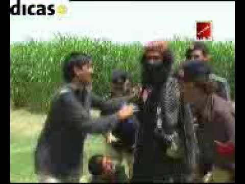 Sindhi funny song GHULAM HUSSAIN UMRANI........ O MUNHJE JANI KHE KO PARCHAE.