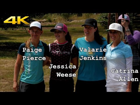 2015 Masters Cup: FPO Final Round (Jenkins, Pierce, Allen, Weese) (4K)