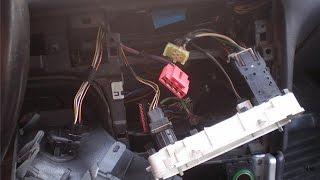 печка дует только на лобовое стекло - Ремонт Ford mondeo(, 2016-01-08T16:07:48.000Z)