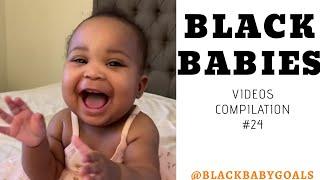 BLACK BABIES Videos Compilation #24 | Black Baby Goals