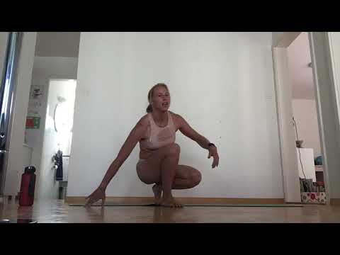 Instagram live 16 August 2016 Yoga and Fitness with Rhyanna Watson