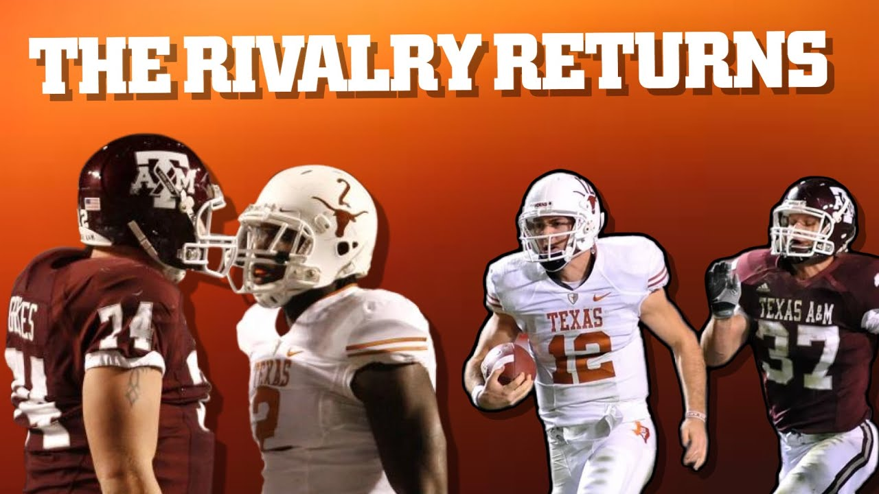 Download UT to SEC: The A&M rivalry and role of recruiting in conference realignment