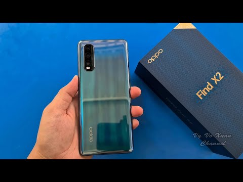 Oppo Find X2 unboxing, camera, antutu benchmark tested