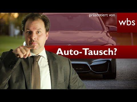 Auto-Tausch bei Mängeln? - BGH stärkt Autokäufer | Rechtsanwalt Christian Solmecke