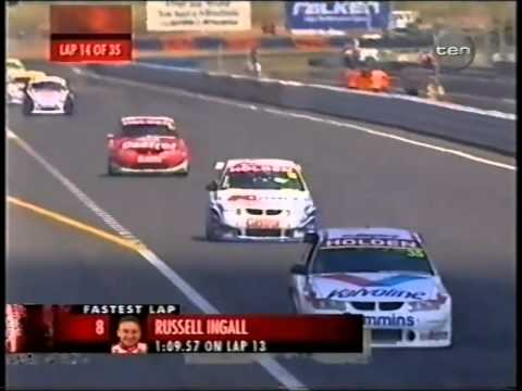 2001 V8 Supercars: Round 04 (Hidden Valley) - Race 2