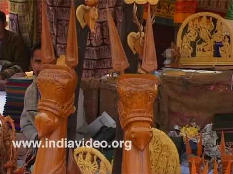Wooden Figurines from Bengal