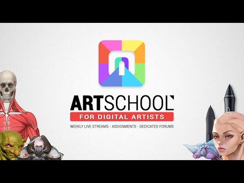 ART School - Digital Artists