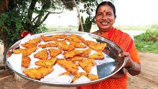 Easy and Quick Bread Pakora Recipe | Indian Snacks Recipe By Grandma | How To Make Bread Pakora