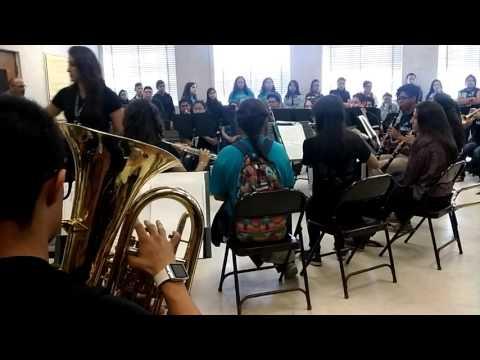 Timber Full band arrangement Guillen middle school????