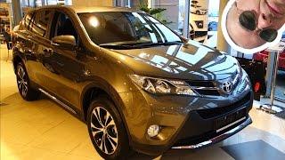 Toyota Rav4 2014 - Vlog Auto Poszukiwania - Opinia, Jazda Testowa.