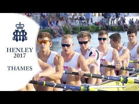 Leander v Thames 'A' - Thames | Henley 2017 Semi-Finals