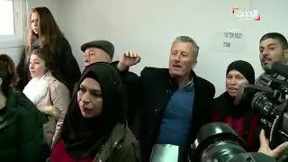 الاحتلال يمدد اعتقال #عهد_التميمي إلى 11 مارس القادم