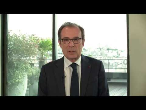 Intervention Christian Mantei - Congrès d'Offices de tourisme de France