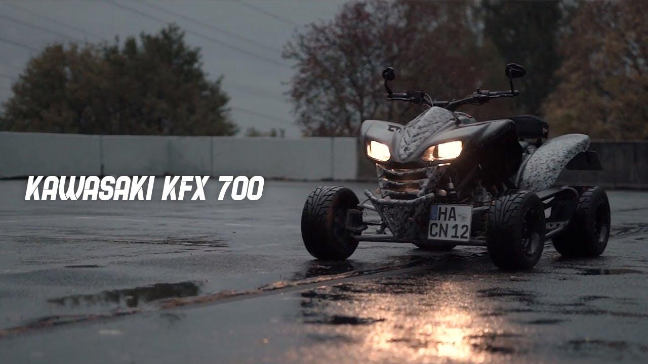 Download Kawasaki KFX 700 | Quad | Kurtfilm