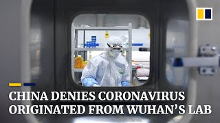 China says no evidence to suggest coronavirus virus came from Wuhan's lab