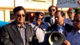 Little Bangladesh Los Angeles Protests against attacks on minorities in Bangladesh