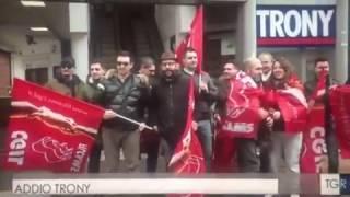 Trony Roma bye bye