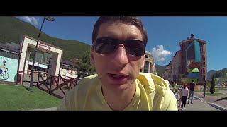 видео Горнолыжный Курорт Горки Город, Красная Поляна, Сочи