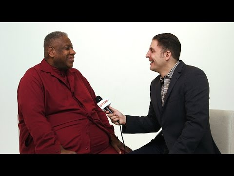 Andre Leon Talley Sits Down with Arthur Kade Behind The Velvet ...