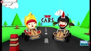 Toca Cars Education Action Adventure Android İos Free Game GAMEPLAY VİDEO