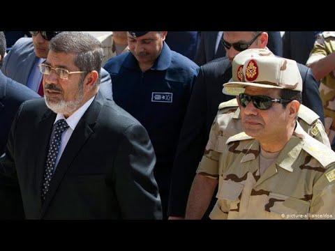 د.محمود حسين: أبلغت الرئيس مرسي بعدم ارتياحي لعبدالفتاح السيسي وزير الدفاع..شاهد كيف رد عليه د. مرسي