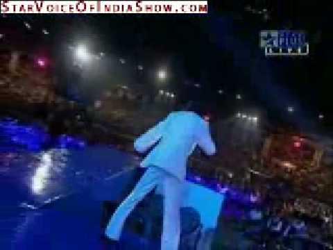 Alvida alvida by Irfan in STAR VOICE OF INDIA
