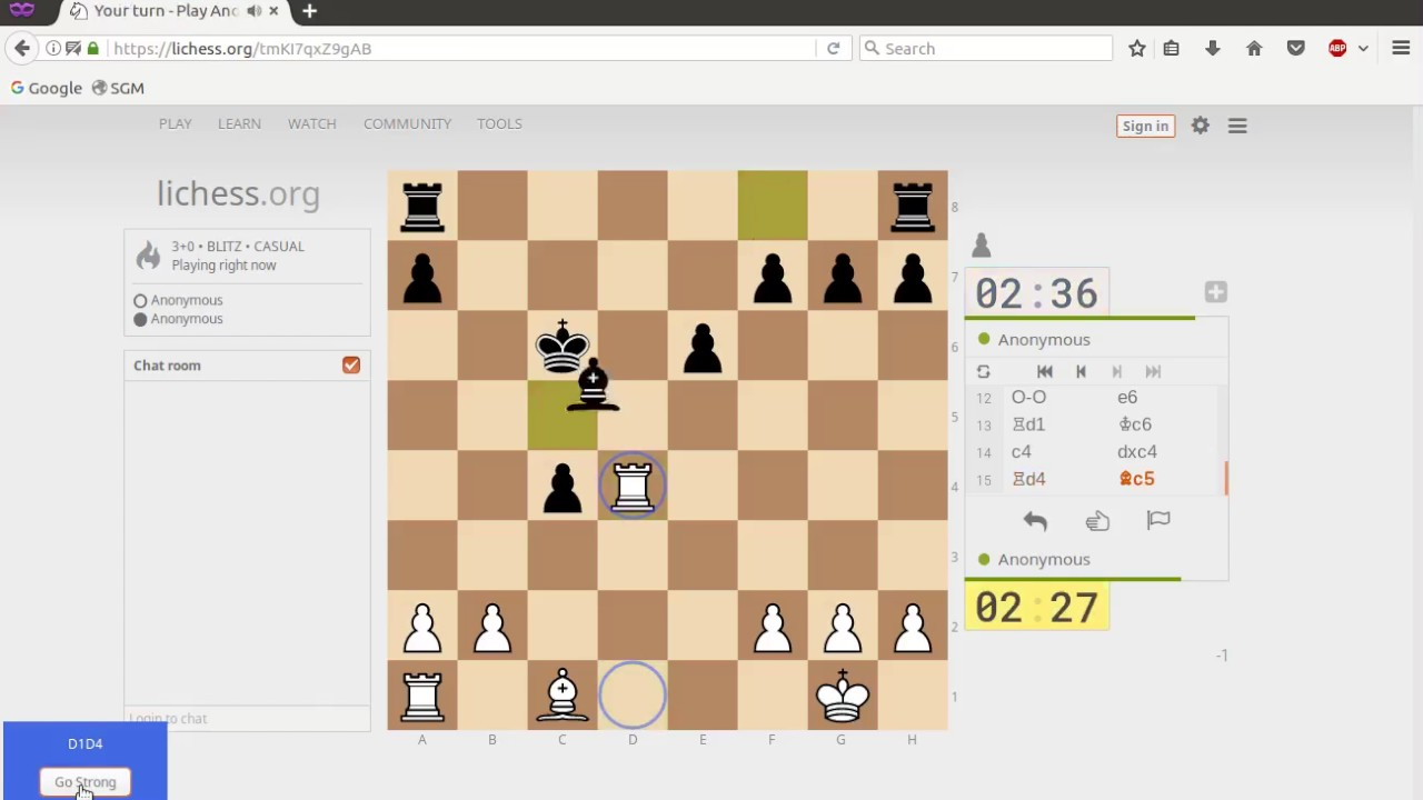 Cheating on lichess org - Simple and undetectable