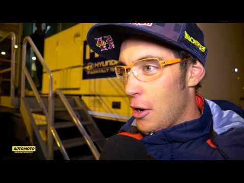 Thierry Neuville Monza Rally Show 2015